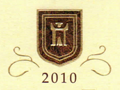 Detail of Marimar Vineyards logo