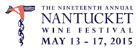 Nantucket Wine Festival, May 13-17, 2015