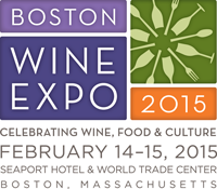 Boston Wine Expo February 14-15
