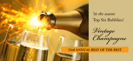 33rd annual best of the best vintage champagne